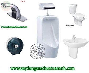 thiết bị nhà vệ sinh